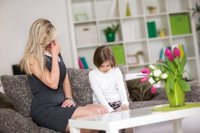 Lapset tekevät vanhemmistaan onnettomia