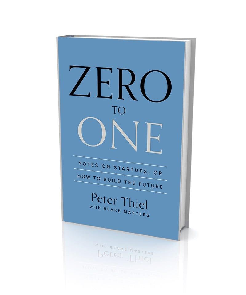 Ilmoittaudu toukokuun lukupiiriin –ruodittavana Zero to One (Peter Thiel)