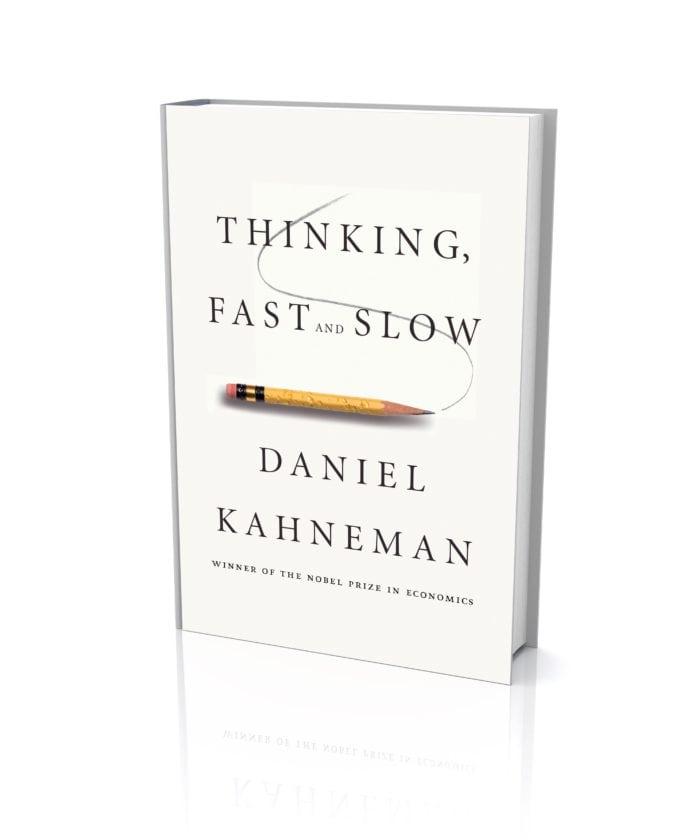 Taloustieteen nobelisti Daniel Kahneman julkaisi kuuluisan Thinking Fast and Slow -kirjansa vuonna 2011. Tämä on mielestäni ehkä tärkein bisneskirja ikinä.